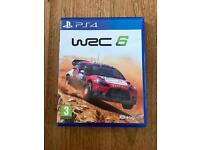 PS4 game WRC6