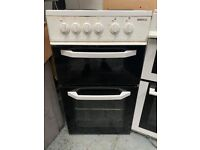 BEKO ELECTRIC COOKER FREESTANDING 50CM FULLY WORKING FREE DELIVERY