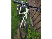 Boardman comp hybrid bike , good condition