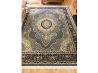 Large Isfahan Rug / Carpet