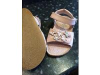 Girls sandals size 9