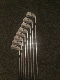 Taylormade golf MB TP irons 3-pw