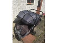 Double buggy - Babyjogger City GT