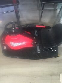 Kids Krazy kart with charger,,