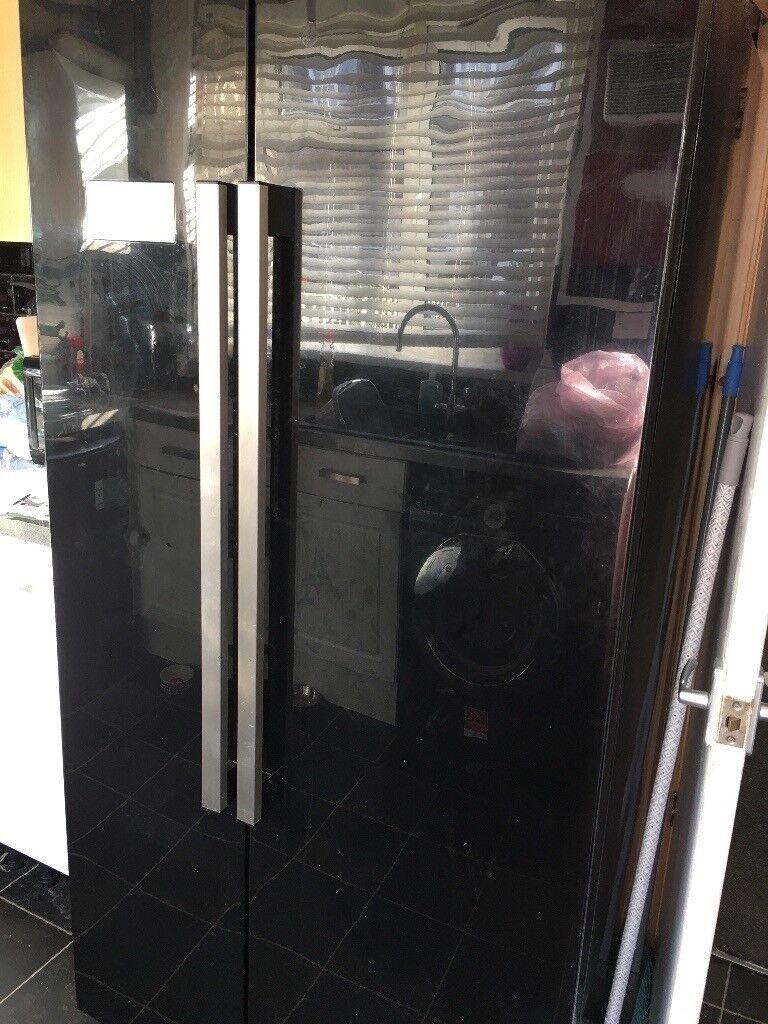 Beko American style fridge freezer