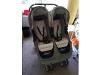 City Mini Baby Jogger Double / Twin Pushchair