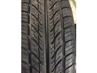 Bran new Corsa tire never been on the car size 175/70 R14