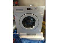 Lamona Integrated Washing Machine