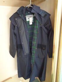 Brand new - waterproof outdoor jacket (size 10-12)