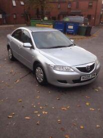 2005 Mazda 6 Ts 1.8, full 12 months mot