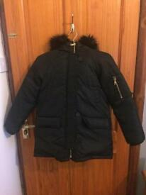Girls Zara coat