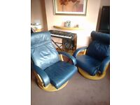 Leather Italian Designer Chairs