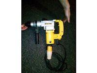 110dewalt rotary hammer drill