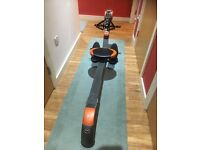 Body Sculpture BR3010 Rower and Gym - perfect condition