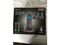 BT Sonus 1500 home phone set with answering machine