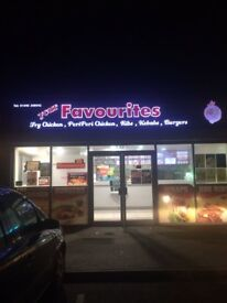 Your Favourites Takeaway ( Chicken, Kebab, Burgers & Pizza)