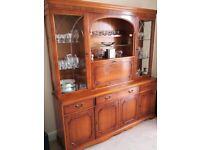 Bradley dresser/cabinet