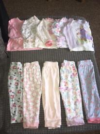 All 18-24months girls clothes.
