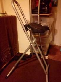 Ironing chair