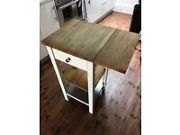 Small kitchen bench/ cart