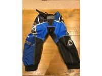 Wulfsport Junior Motocross Trousers