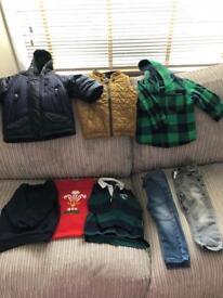 **BOYS 9-12 MONTHS CLOTHING BUNDLE**