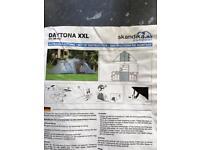 Skandika Daytonna XXL 6 man 3 dome tent
