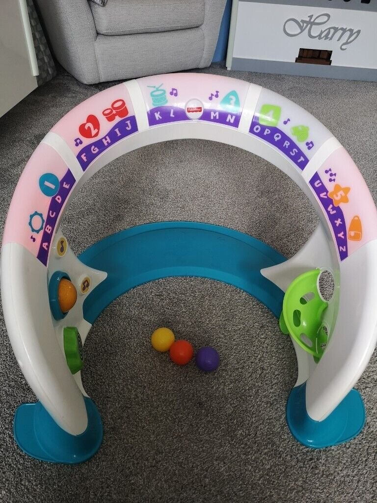 Fisher price bright beats lights and sound bar | in Cwmbran, Torfaen |  Gumtree