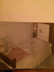 Mamas and papas Winnie the Pooh limited edition bedroom set