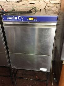 Nelson Speedclean SC-50a Commercial Dishwasher