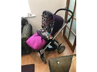 Kids pushchair