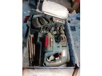 bosch hammer drill boxed