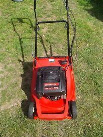 """Lawnflite 991se Rear roller 18"""" cut"""
