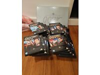 James Bond Ultimate DVD Collection