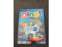 Ding - Brand new and sealed board game
