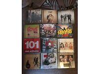 Job lot variety of CD's