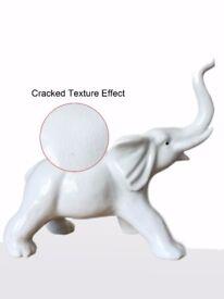 Jingdezhen ceramic antique furnishings crack glaze kiln reward