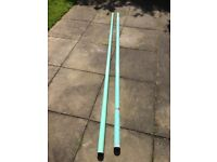 Fanatic windsurf board two piece mast