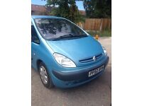 citroen xsara picasso sx verry good car in good condition lots of service history including cam belt
