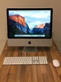 """Apple 20"""" 2.4 GHz """"Core 2 Duo"""" iMac For Sale"""