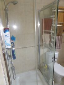 Offset Quadrant Shower Enclosure 1200 x 800