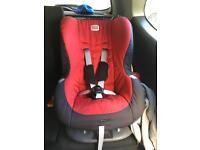 Britax Eclipse Car Seat - Chili Pepper