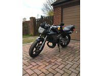 NSR 125 F Raiden as spares or repair / Project