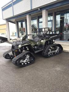 2017 polaris Big Boss 6x6 6x6 big boss