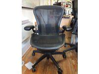 Herman Miller Aeron Chair X2