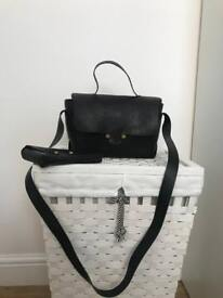 Bag - a set of amazing bag and w wallet you can attach on the belt. Designer : Audealine Eugene AAE
