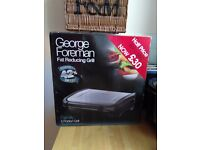 George Foreman Fat Reducing Grill - Used