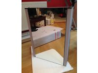 FRONTLINE MIRRORED BATHROOM CABINET