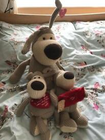 Boofle teddys