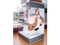 Ear Muffs - Click and Heat Cozy Ears - dog face
